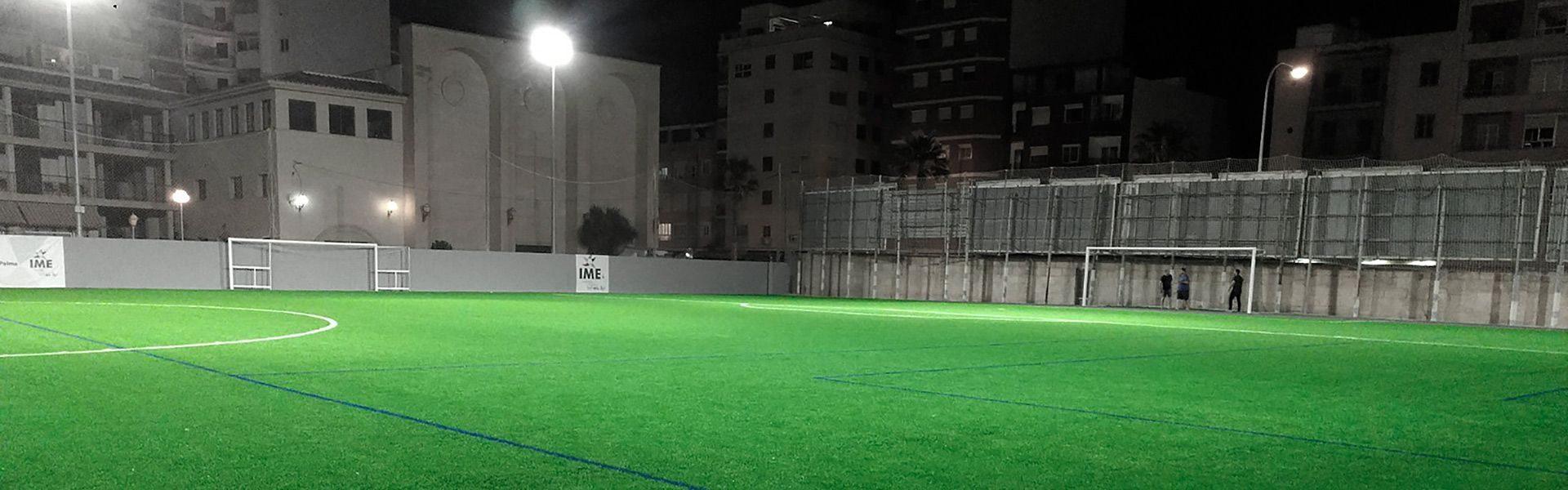 Iluminacion campo de futbol 600